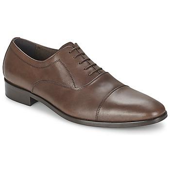 鞋子 男士 系帶短筒靴 So Size INDIANA 棕色