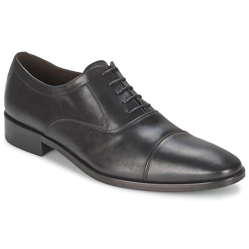 鞋子 男士 系带短筒靴 So Size INDIANA 黑色