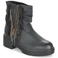 鞋子 女士 短筒靴 Coolway BARINA 黑色
