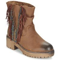 鞋子 女士 短筒靴 Coolway BARINA 驼色