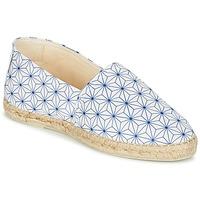 鞋子 女士 帆布便鞋 Maiett ASANOHA 蓝色 / 白色