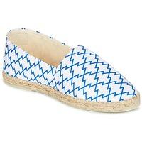 鞋子 女士 帆布便鞋 Maiett KIMONO 白色 / 蓝色