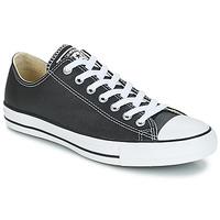 鞋子 球鞋基本款 Converse 匡威 CT CORE LEA OX 黑色