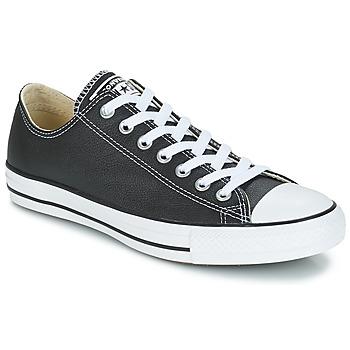 鞋子 高帮鞋 Converse 匡威 CT CORE LEA OX 黑色