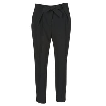衣服 女士 女士阔腿裤/灯笼裤 Morgan LIKI 黑色