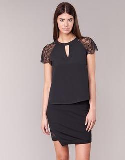 衣服 女士 女士上衣/罩衫 Morgan OMA 黑色
