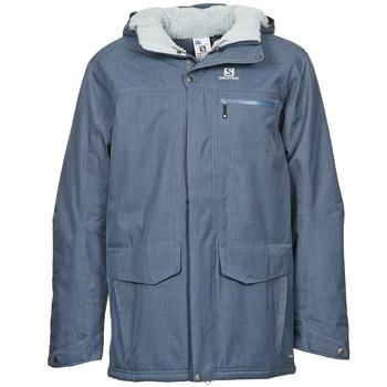 衣服 男士 棉衣 Salomon 薩洛蒙 SKYLINE 藍色