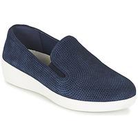 鞋子 女士 平底鞋 FitFlop SUPERSKATE (PERF) 海藍色