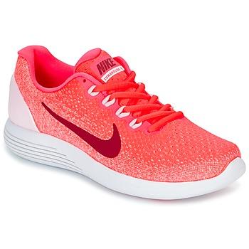 鞋子 女士 跑鞋 Nike 耐克 LUNARGLIDE 9 W 玫瑰色
