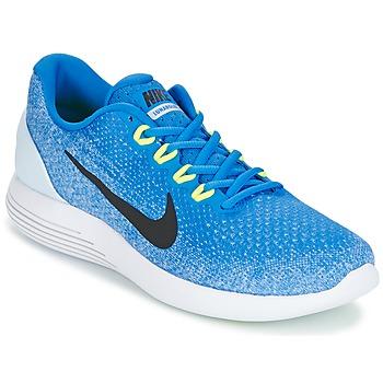 鞋子 男士 跑鞋 Nike 耐克 LUNARGLIDE 9 蓝色