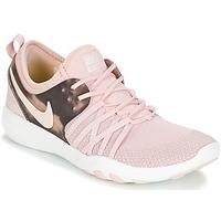 鞋子 女士 训练鞋 Nike 耐克 FREE TRAINER 7 AMP W 玫瑰色