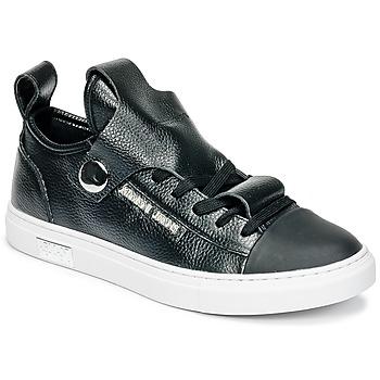 鞋子 女士 球鞋基本款 Armani jeans RATONE 黑色