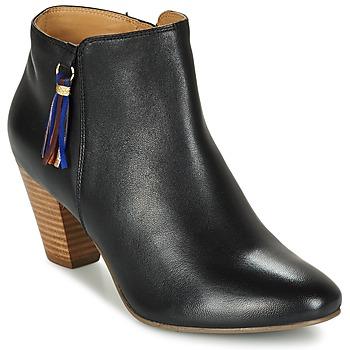 鞋子 女士 短靴 Bocage MARILYN 黑色
