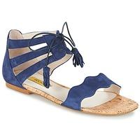 鞋子 女士 凉鞋 Bocage JARED 海蓝色