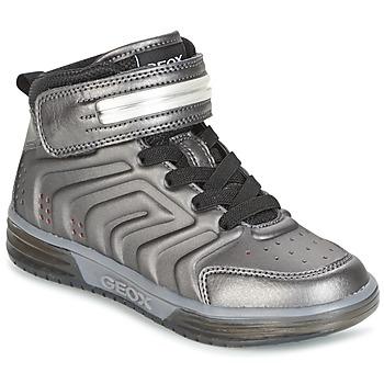 鞋子 男孩 高帮鞋 Geox 健乐士 J ARGONAT B. B 黑色