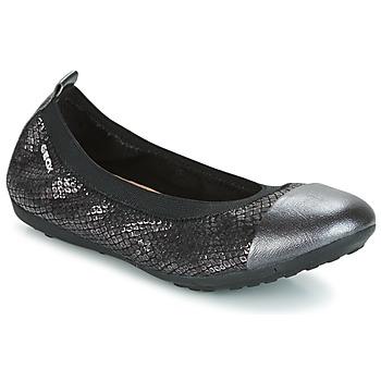 鞋子 女孩 平底鞋 Geox 健樂士 J PIUMA BAL B 黑色