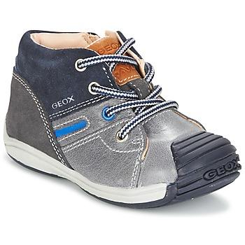 鞋子 男孩 高帮鞋 Geox 健乐士 B TOLEDO B. A