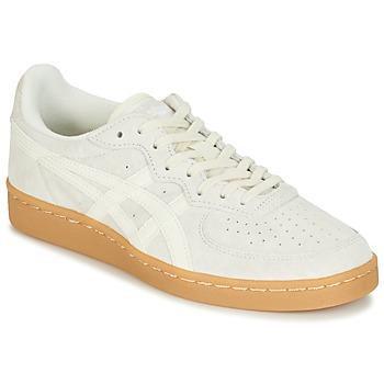 鞋子 球鞋基本款 Onitsuka Tiger 鬼冢虎 GSM SUEDE 白色