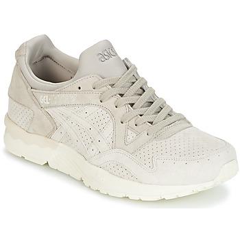 鞋子 男士 球鞋基本款 Asics 亚瑟士 GEL-LYTE V 米色