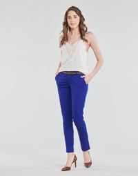 衣服 女士 多口袋裤子 Betty London BERTHA 海蓝色