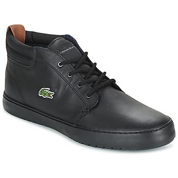 鞋子 男士 高帮鞋 Lacoste AMPTHILL TERRA 黑色