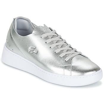 鞋子 女士 球鞋基本款 Lacoste EYYLA 银灰色