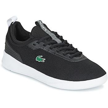 鞋子 男士 球鞋基本款 Lacoste LT SPIRIT 2.0 黑色 / 白色