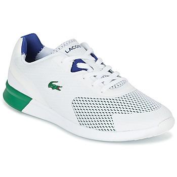 鞋子 男士 球鞋基本款 Lacoste LTR.01 白色 / 绿色