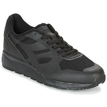 鞋子 球鞋基本款 Diadora 迪亚多纳 N902 MM 黑色