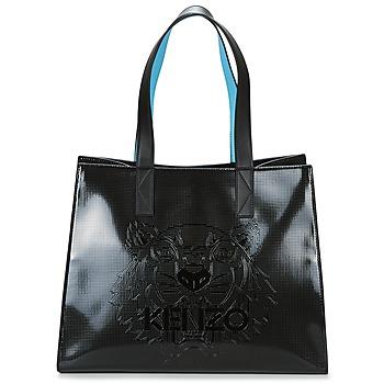 包 女士 双肩包 Kenzo ICONS TOTE 黑色