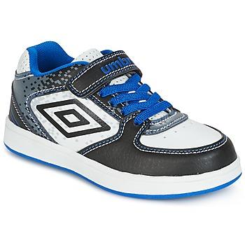 鞋子 男孩 球鞋基本款 Umbro 茵宝 DOGAN VLC 白色 / 蓝色