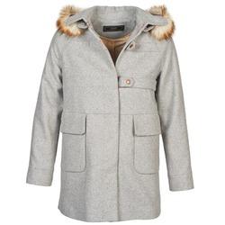衣服 女士 大衣 Kookai ALEXI 灰色