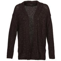 衣服 女士 羊毛开衫 Kookai BECCA 黑色