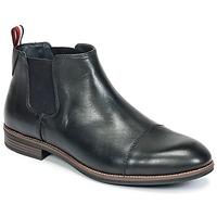鞋子 男士 短筒靴 Tommy Hilfiger TOMMY COLTON 11A 黑色