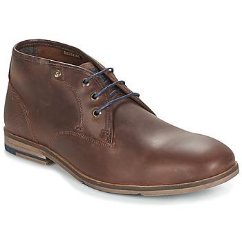 鞋子 男士 短筒靴 Redskins ALERTE 棕色