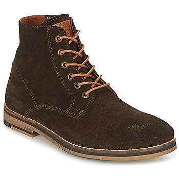 鞋子 男士 短筒靴 Redskins ESMAN 棕色