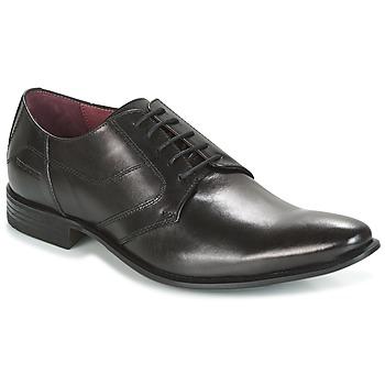 鞋子 男士 德比 Redskins POMEL 黑色