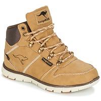 鞋子 男孩 短筒靴 Kangaroos BLUERUN 2098 Miel