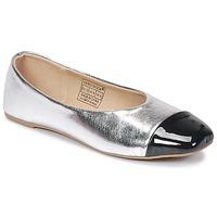 鞋子 女士 平底鞋 Vero Moda STAR BALLERINA 银色 / 黑色