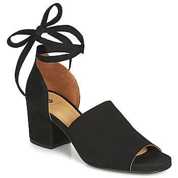 鞋子 女士 涼鞋 Hudson METTA 黑色