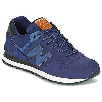鞋子 球鞋基本款 New Balance新百伦 ML574 海蓝色