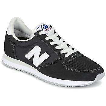 鞋子 球鞋基本款 New Balance新百伦 U220 黑色