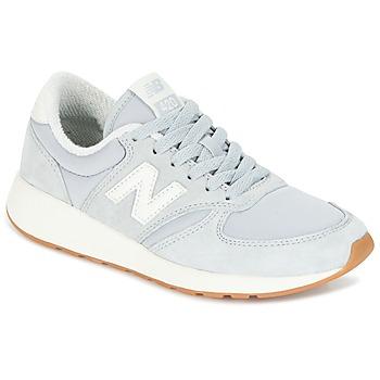 鞋子 女士 球鞋基本款 New Balance新百伦 WRL420 灰色 / 米色