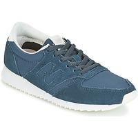 鞋子 女士 球鞋基本款 New Balance新百伦 WL420 蓝色