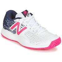 鞋子 女士 网球 New Balance新百伦 WC697 白色