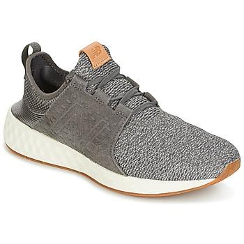 鞋子 男士 跑鞋 New Balance新百伦 CRUZ 灰色 / 白色