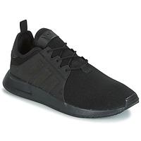 鞋子 球鞋基本款 Adidas Originals 阿迪达斯三叶草 X_PLR 黑色