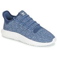鞋子 男士 球鞋基本款 Adidas Originals 阿迪達斯三葉草 TUBULAR SHADOW 藍色