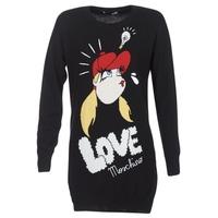 衣服 女士 短裙 Love Moschino WS45S01X0608 黑色