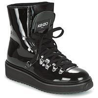 鞋子 女士 雪地靴 Kenzo ALASKA 黑色